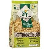 Organic Toor Dal - Organic Split Pigeon Peas (Toor Dal) -USDA Certified Organic - European Union Certified Organic -Pesticide