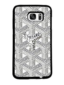 Goyard Wallpaper Samsung S7 Edge Coque Case Goyard Wallpaper Tough