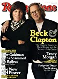 img - for Rolling Stone March 4 2010 Jeff Beck & Eric Clapton on Cover, Tracy Morgan, Oscar Predictions, Ryan Bingham L.A. Cowboy, The Who, Lady Gaga, Alicia Keys, Lost Returns, Shawn White & Louie Vito/Olympic Snowboarders, Danger Mouse & James Mercer Team Up book / textbook / text book