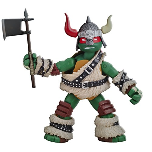 Teenage Mutant Ninja Turtles Raphael Barbarian Live Action Role Play Figure (Action Figure Wizard)