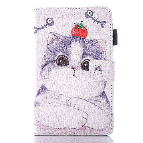 inShang T280 Case for Samsung Galaxy TAB A 7.0 Inch T 280,With Color Painting Pattern,Stand Cover