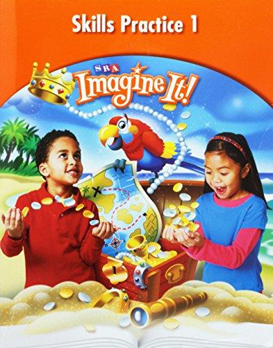 Imagine It!: Skills Practice Level 1 Book 1