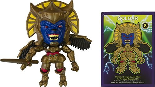"Goldar: ~3.7"" The Loyal Subjects Action Vinyls x Power for sale  Delivered anywhere in USA"