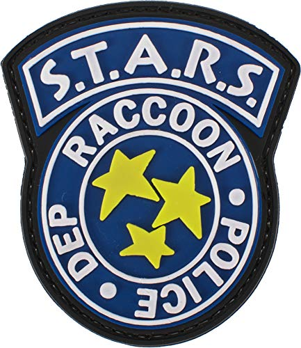 Evike Raccoon Police Dept. S.T.A.R.S. PVC ()