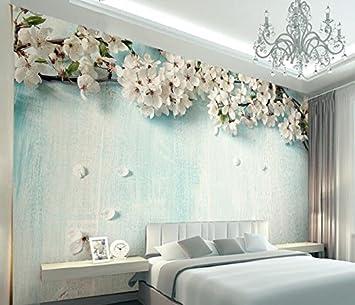 Yosot 3D Tapete Wohnzimmer Schlafzimmer Wandbild Frisches ...