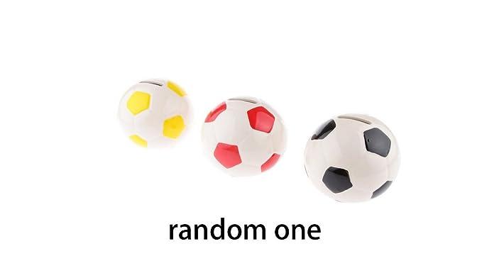 JinZhiCheng - Hucha con forma de balón de fútbol, para ...