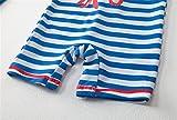BANGELY Kids Baby Boy Summer Long Sleeve One Piece