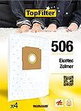 TopFilter 506FLEECE Vacuum Cleaner Bags Zelmer Pack of...