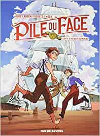 Pile Ou Face T 01 Cavale Au Bout Du Monde Amazon Ca border=