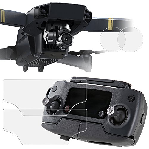 Screen and Lens Protector for DJ Marvic Pro