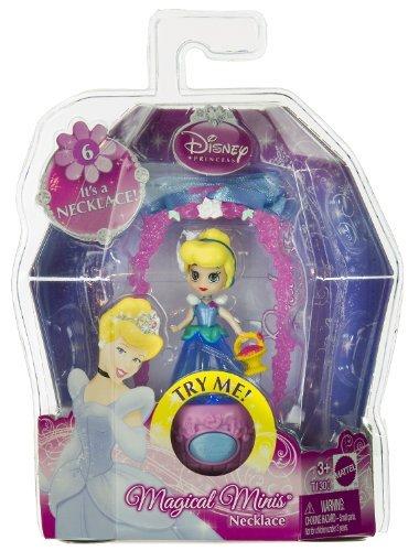 Magical Minis Disney Princess - Disney Princess Magical Minis Necklace Floral Collection - Cinderella #6