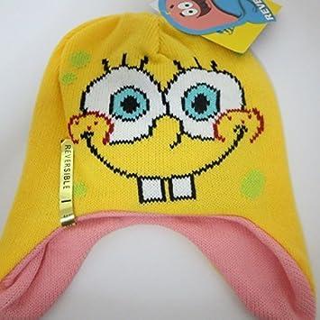 Spongebob Squarepants Spongebob Patrick Reversible Knitted