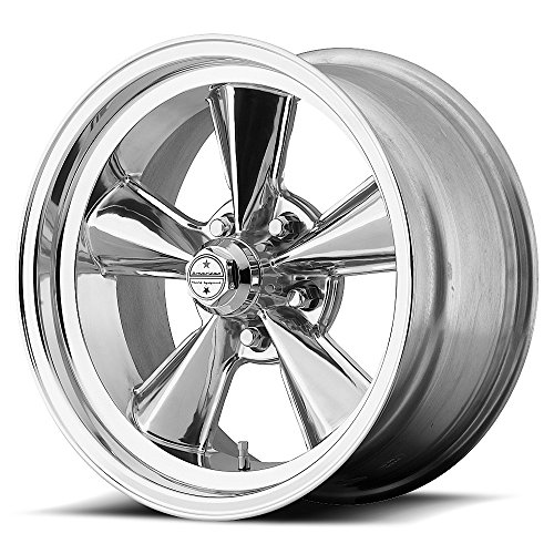 17 Racing Wheels - American Racing Custom Wheels VNT71R Polished Wheel (17x9
