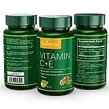 Cheap Na'trition Vitramin C+E Tablets, High Absorption Tablets