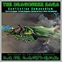 Confliction Compendium : The Dragoneer Saga, Cycle One Audiobook by M. R. Mathias Narrated by Christine Padovan
