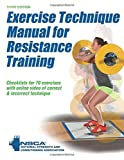 img - for Exercise Technique Manual for Resistance Training 3rd Edition With Online Video book / textbook / text book