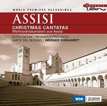 VARIOUS ARTISTS - Assisi Christmas Cantatas - Amazon.com Music