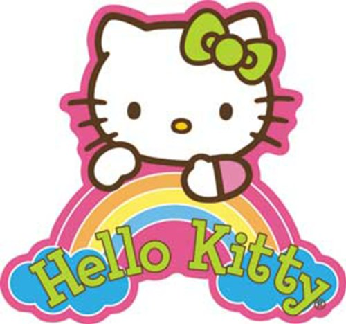 Licenses Products Hello Kitty Dream Rainbow