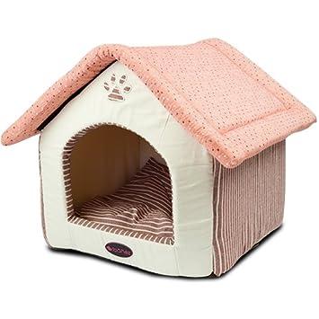8aef513b2 Ibañez Casita para perros y gatos: Amazon.es: Productos para mascotas