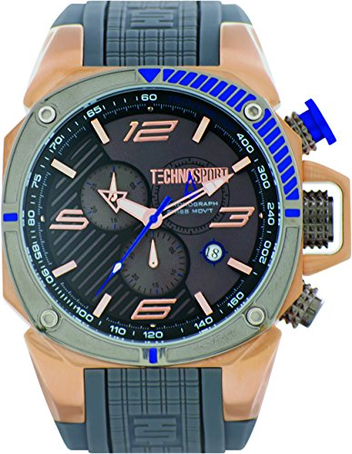 technosport-ts-100-6f1-mens-gray-silicone-band-gray-bezel-44mm-gray-and-black-dialstainless-steel-ch