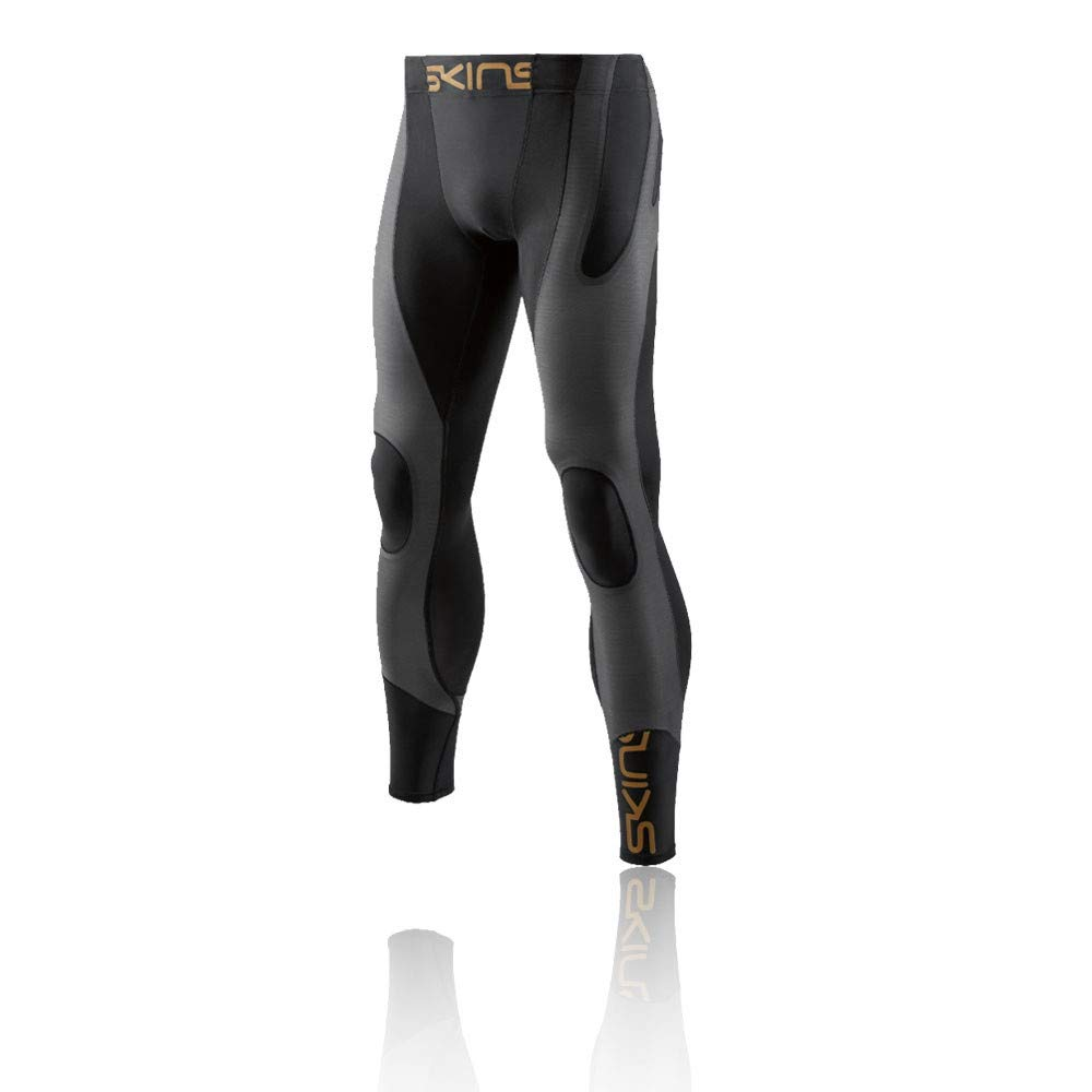 Skins K-Proprium Ultimate Long Compression Tights - Large (Short Leg) - Black by Skins (Image #3)