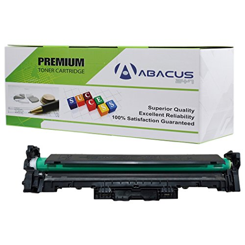 Abacus24-7 Compatible (non-OEM) Replacement for HP 32A (CF232A) Imaging Drum Unit [with chip] for LaserJet Pro M203, MFP M227 and LaserJet Ultra M206 Laser Printer series ()