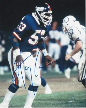 b384c7f4d Harry Carson Signed - Autographed New York Giants 8x10 inch Photo -  Guaranteed to pass PSA