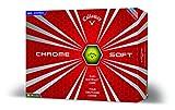 Callaway Chrome Soft 2016 Golf Balls (One Dozen)