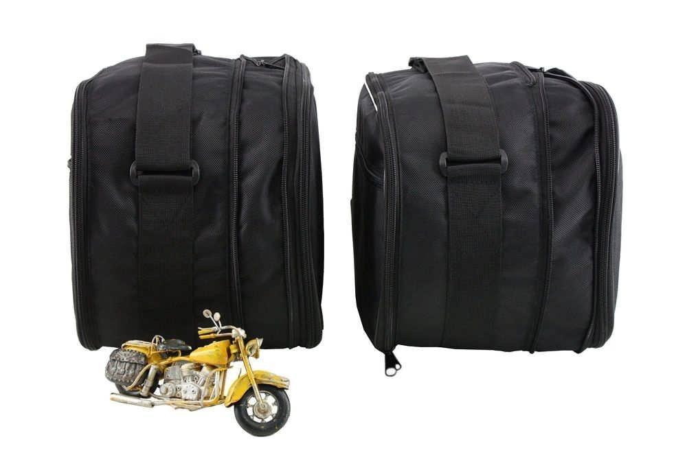 m4b: BMW S1000XR ( S1000 XR ): Poches inté rieures / sacs inté rieurs pour valises laté rales CHB-IuV