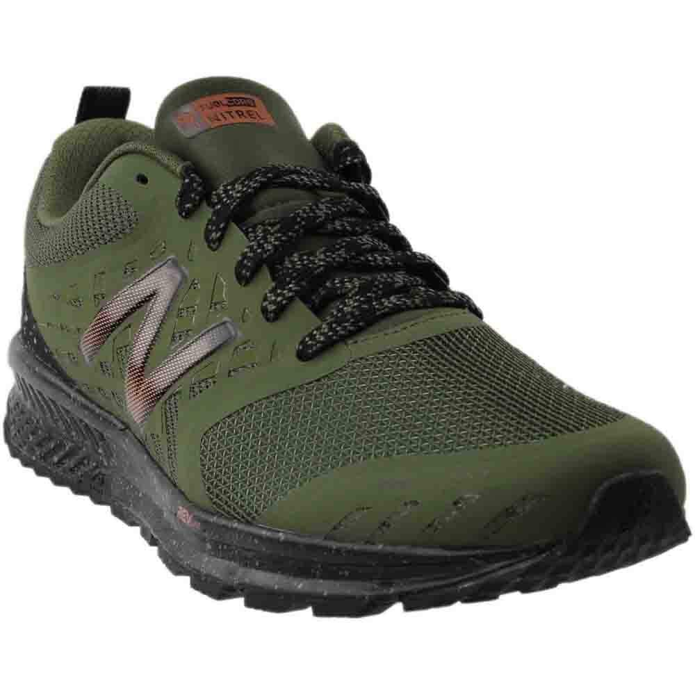 sale retailer 771ba 72e21 New Balance Men's Nitrel V1 FuelCore Trail Running Shoe