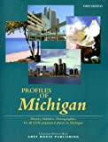 Profiles of Michigan, , 1592371493