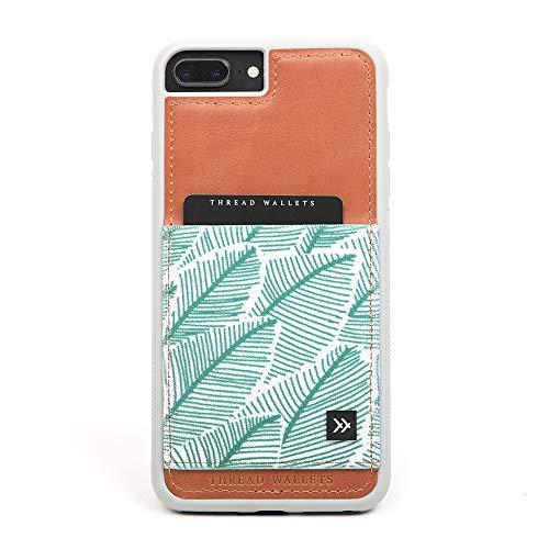 [해외]스레드 지갑 - 슬림 미니멀 한 아이폰 지갑 케이스 - 아이폰 6 + 6s + - 아이폰 7 + - 아이폰 8 + / Thread Wallets - Slim Minimalist iPhone Wallet Case - iPhone 6+6s+ - iPhone 7+ - iPhone 8+