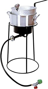 King Kooker 22PKPT 20-Inch Outdoor Fryer