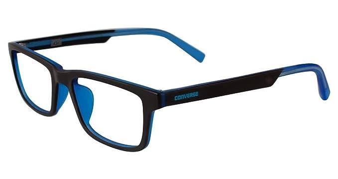 a0d66f019e97 Amazon.com: CONVERSE Eyeglasses Q052 Black 51MM: Clothing
