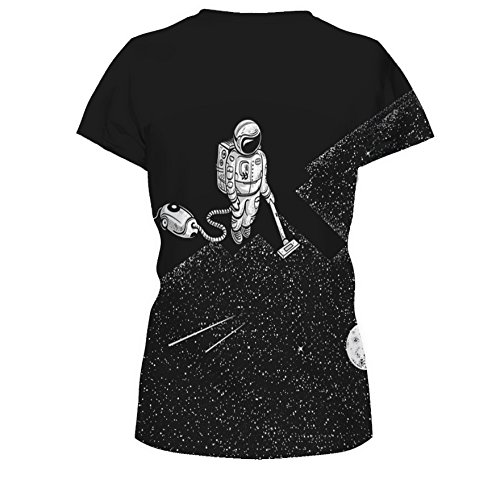 Robot Femme Amoma Sweeper T shirt PxqEEIXwa