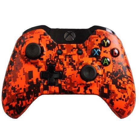 Custom Xbox One Controller Special Edition Orange Urban Controller