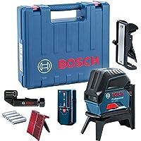 Bosch Professional GCL 2-50 - Nivel láser (alcance