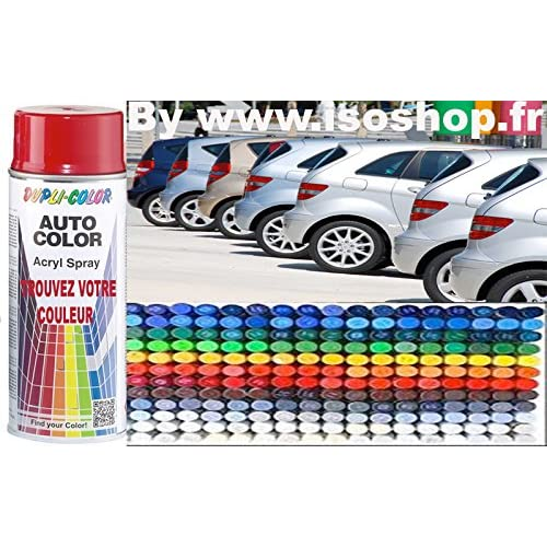 Dupli Aérosol Peinture Automobil HONDA NH561PPHANTOM GRAY P2C 565847 spray 400ml