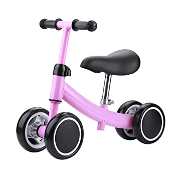 Bicicletas sin Pedales, Bebé Balance Bicicleta Mini Bicicleta Bebe Aprender a Caminar Montar a Caballo de Juguetes Bebes 1 y 3 años 4 Andador de ...