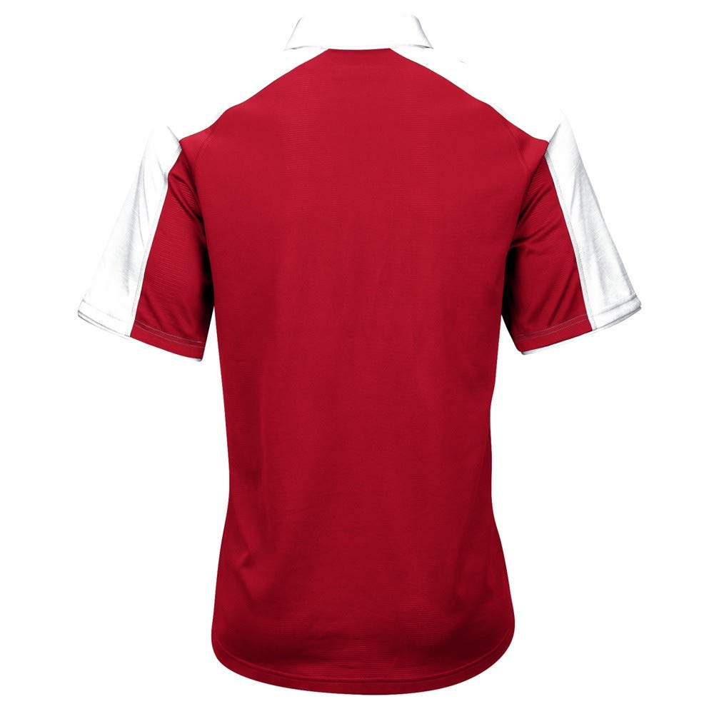 adidas NCAA Sideline Polo para Hombre, XXXL, Rojo: Amazon.es ...