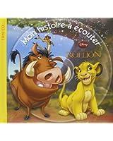 Roi Lion, Mon Petit Livre-CD: Written by Walt Disney, 2010 Edition, Publisher: Hachette Book Group USA [Paperback]