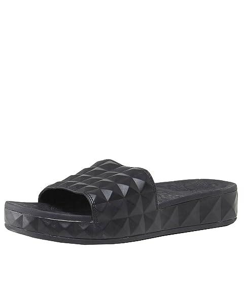 Zapatos De Ash MujerAmazon Goma es Negro Sandalias Splash yYbf6Iv7g