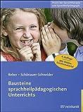Bausteine sprachheilpädagogischen Unterrichts (Praxis der Sprachtherapie und Sprachheilpädagogik, Band 2)