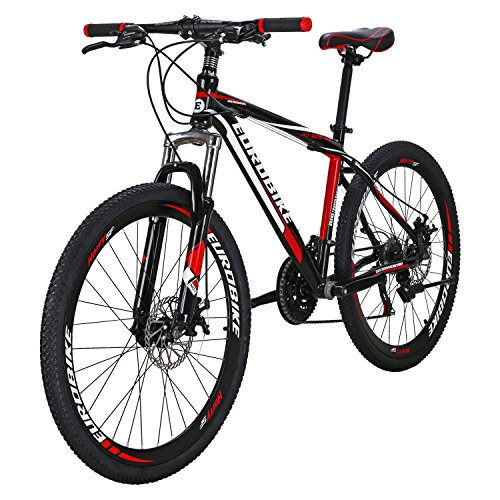 EUROBIKE-X1-GTR-Aluminium-Mountain-Bike-21-Speed-Shifting-26-Inches-Wheel-Dual-Disc-Brake-MTB-Bicycle