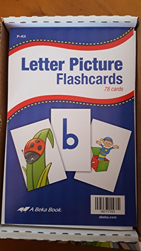 Letter Picture Flashcards #57975003 for sale  Delivered anywhere in USA