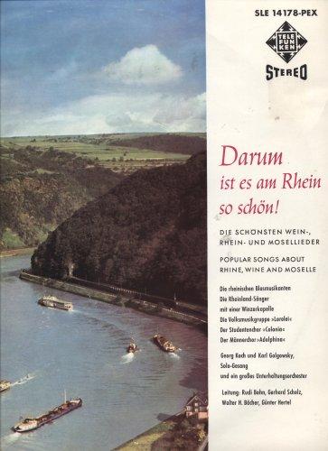 Rhine Wine (Darum ist es am Rhein so schon! Die Schonsten Wein- Rein- und Mosellieder (Popular Songs About Rhine, Wine, and Moselle))