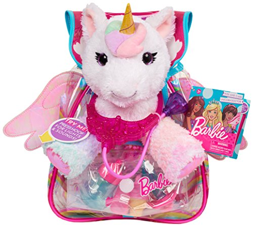 Barbie Unicorn Pet Doctor 62760, -