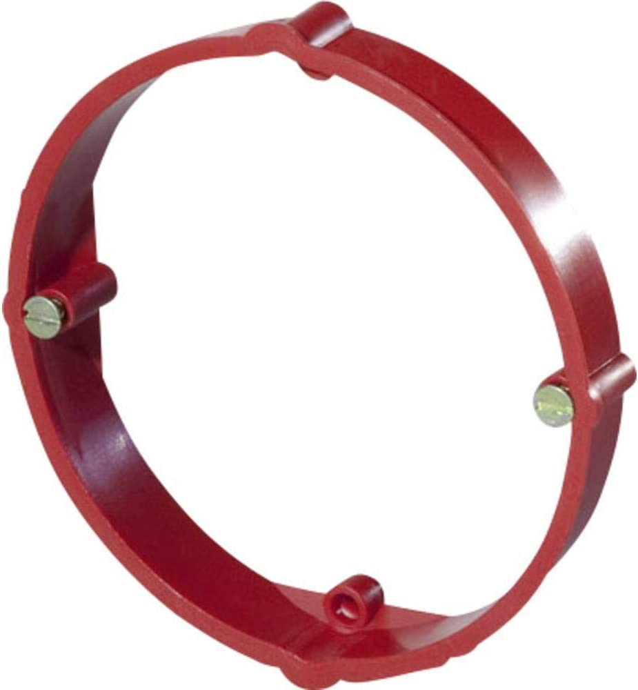 Kopp 357001507 Signal Cover for Switch Box Diameter 60 mm Professional Pack of 25 in a Bag Red