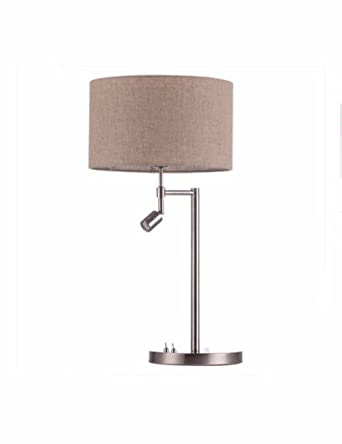 CJSHV-Lámpara de mesa Lámpara De Mesa Moderna, Minimalista ...