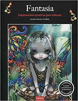 Fantasía (Inspiraciones creativas): Amazon.es: Jasmine Becket-Griffith: Libros